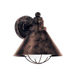 EGLO BARROSELA Kültéri fali lámpa antik E27 94858