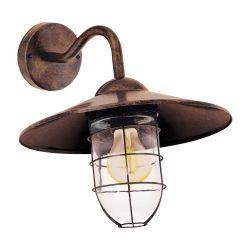 MELGOA Kültéri fali lámpa antik E27 94863