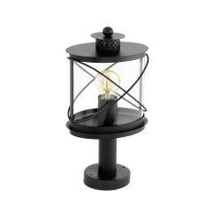 HILBURN Kültéri állólámpa fekete E27 94864