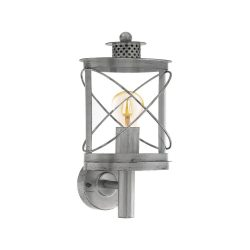 HILBURN 1 Kültéri fali lámpa antik E27 94865