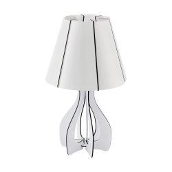 COSSANO Asztali lámpa fehér 94947