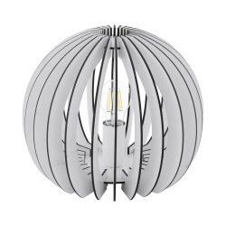 COSSANO Asztali lámpa fehér 94949