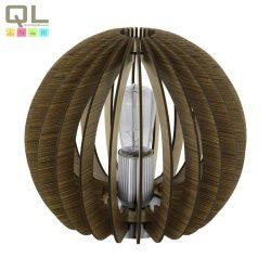COSSANO Asztali lámpa barna 94956