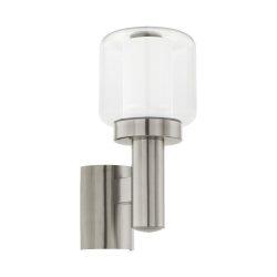 Poliento Kültéri fali lámpa acél 95016