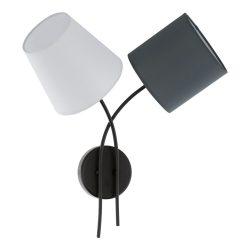 ALMEIDA Fali lámpa fekete 95193