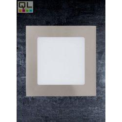 EGLO süllyesztett lámpa FUEVA 1 12x12cm 6W 4000K 95276
