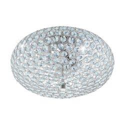 CLEMENTE Mennyezeti lámpa króm 95284