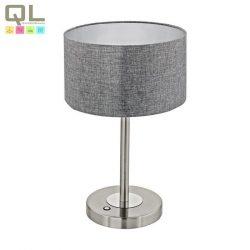 ROMAO Asztali lámpa szürke 95352