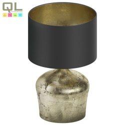 MANALBA Asztali lámpa fekete 95395