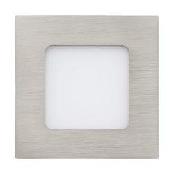 EGLO süllyesztett lámpa FUEVA 1 8,5x8,5cm 2,7W 4000K 95466
