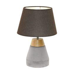TAREGA Asztali lámpa barna 95527