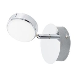 SALTO Fali lámpa króm 95628