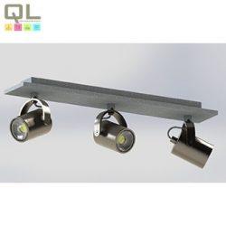 PRACETA Mennyezeti lámpa nikkel 95743
