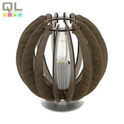 COSSANO Asztali lámpa barna 95793