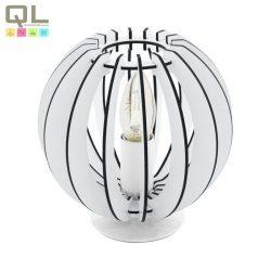 COSSANO Asztali lámpa fehér 95794