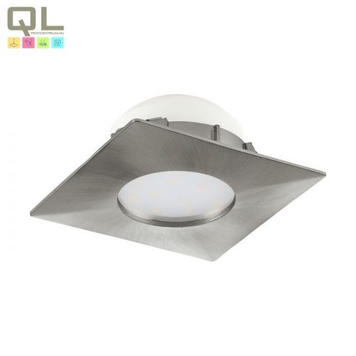 PINEDA Süllyesztett, beépíthető lámpa nikkel 95799