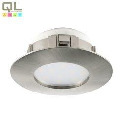 PINEDA Süllyesztett, beépíthető lámpa nikkel 95806