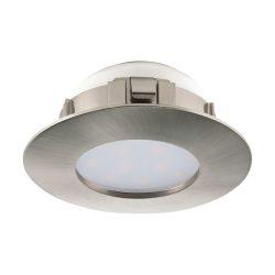 PINEDA Süllyesztett, beépíthető lámpa nikkel 95813