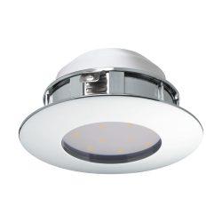 EGLO PINEDA Süllyesztett, beépíthető lámpa króm 95818