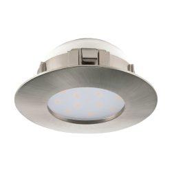 PINEDA Süllyesztett, beépíthető lámpa nikkel 95819