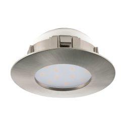 EGLO PINEDA Süllyesztett, beépíthető lámpa nikkel 95819