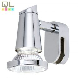 STICKER Fali lámpa króm 95832