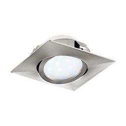EGLO PINEDA Süllyesztett, beépíthető lámpa nikkel 95843