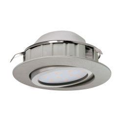 EGLO PINEDA Süllyesztett, beépíthető lámpa nikkel 95856