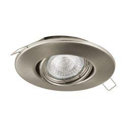 PENETO 1 Süllyesztett, beépíthető lámpa nikkel 95898