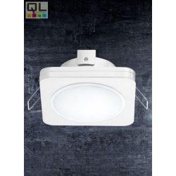PINEDA 1 Süllyesztett, beépíthető lámpa fehér 95919