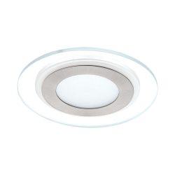EGLO PINEDA 1 Süllyesztett, beépíthető lámpa fehér 95932