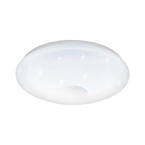 VOLTAGO 2 Mennyezeti lámpa fehér távkapcsolható 95972