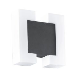 Sitia Kültéri fali lámpa szürke LED 95988