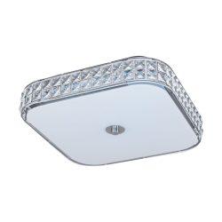 CARDILLIO Mennyezeti lámpa króm LED dimmelhető 96004