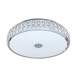 CARDILLIO Mennyezeti lámpa króm LED dimmelhető 96005