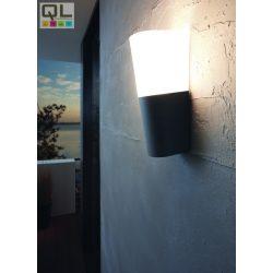 Covale Kültéri fali lámpa szürke LED 96016