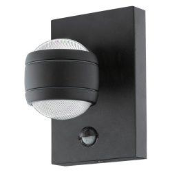 Sesimba1 Kültéri fali lámpa fekete LED-MODUL 96021