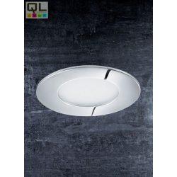 EGLO süllyesztett lámpa FUEVA 1 8,5cm 2,7W IP44 3000K 96053