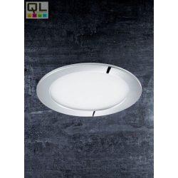EGLO süllyesztett lámpa FUEVA 1 17cm 10,9W IP44 4000K 96056