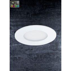 EGLO süllyesztett lámpa FUEVA 1 8,5cm 2,7W IP44 3000K 96163