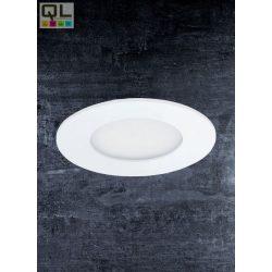 EGLO süllyesztett lámpa FUEVA 1 8,5cm 2,7W IP44 4000K 96164