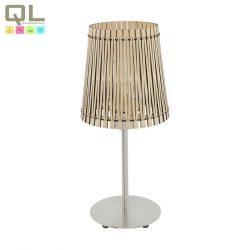 SENDERO Asztali lámpa Juharfa 96196