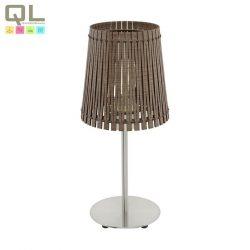 SENDERO Asztali lámpa barna 96203