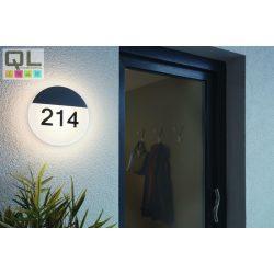 Oropos Házszámmal ezüst LED-es 96237