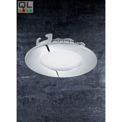 EGLO süllyesztett lámpa FUEVA 1 8,5cm 2,7W IP44 4000K 96243
