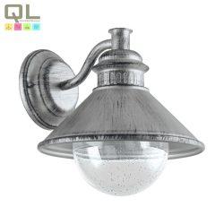 Albacete Kültéri fali lámpa ezüst 96263