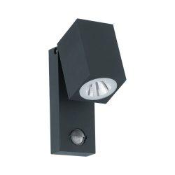Sakeda Kültéri fali lámpa szürke LED 96287