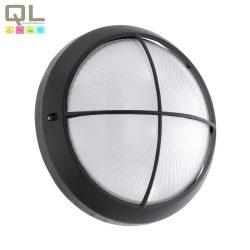 Siones1 Kültéri fali lámpa fekete LED 96342