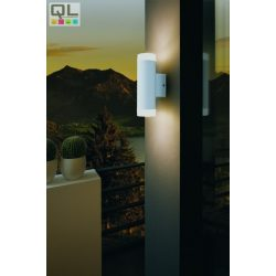 Riga-LED Kültéri fali lámpa fehér LED 96504
