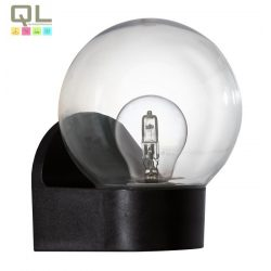 Lormes Kültéri fali lámpa fekete 96584